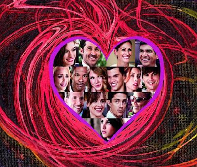 Celebrity Valentines Day
