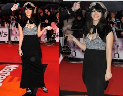 Natasha Khan Brit awards