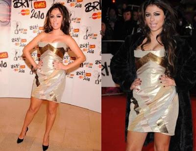 Gabriella Cilmi Brit Awards