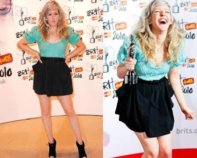 Ellie Goulding Brit awards