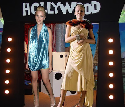 Scarlett Johansson Fashion Image