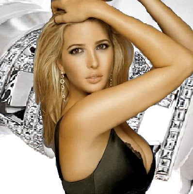 The Lady With Precious Jewel: Ivanka Trump Fashion Lifestyle