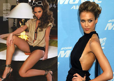 Jessica Alba Fashion Icon