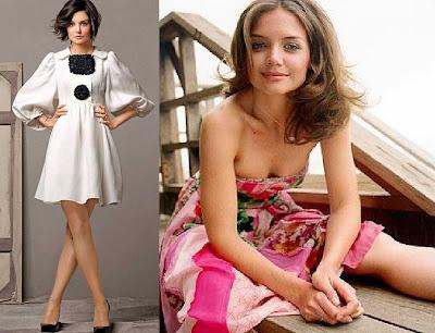 Katie Holmes Fashion Icon