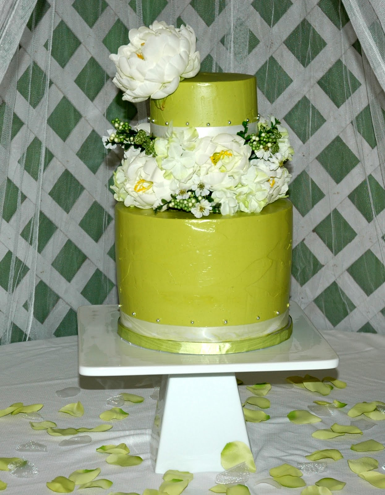 The Sugar Mamas Cakery: Wedding Cakes