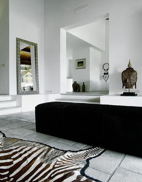 A touch of Luxe: Modern Italian interior design