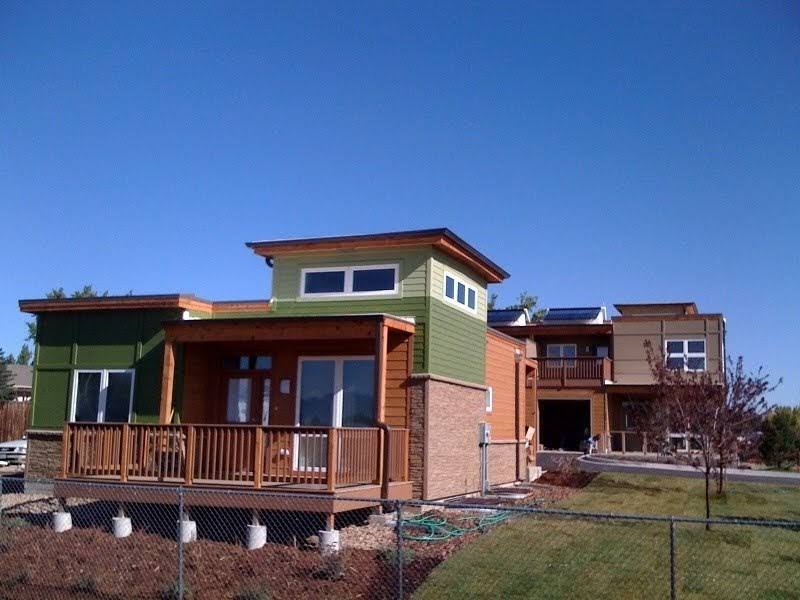 Designcultivation Net Zero Low Income Modular Homes In