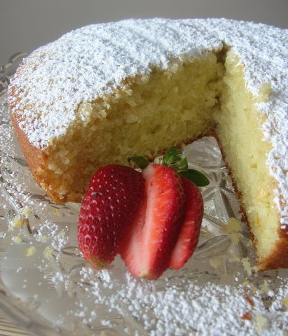 Anna Olson Orange Cake Recipe