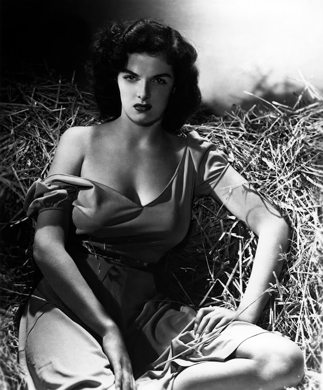 Howard Hughes Jane Russell