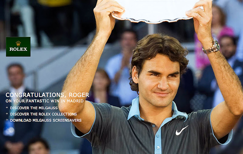 roger federer rolex ad. Tags: rolex commercial ad