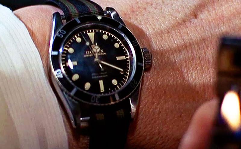 Rolex Submariner No Date Nato Strap