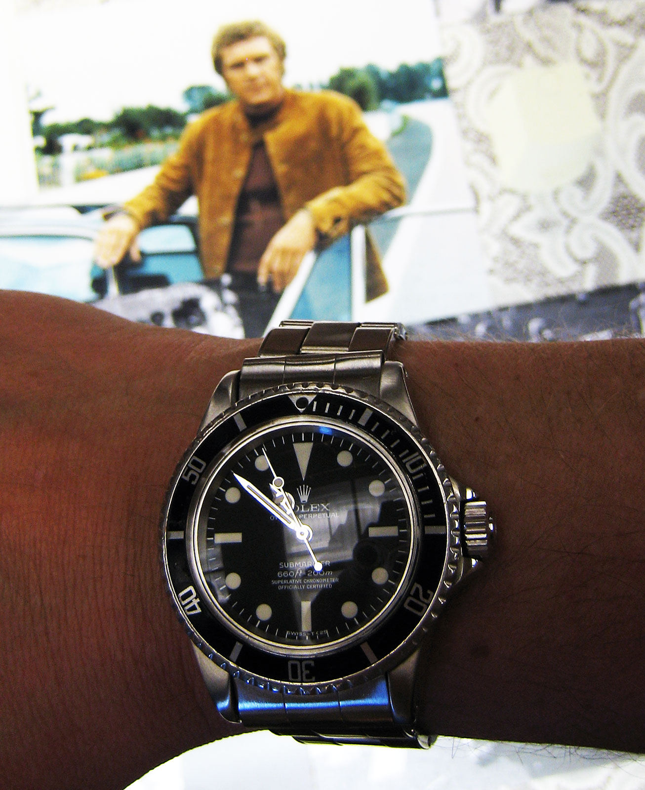 Welcome to of jake 39 s rolex world magazine optimized for ipad and for Mcqueen watches