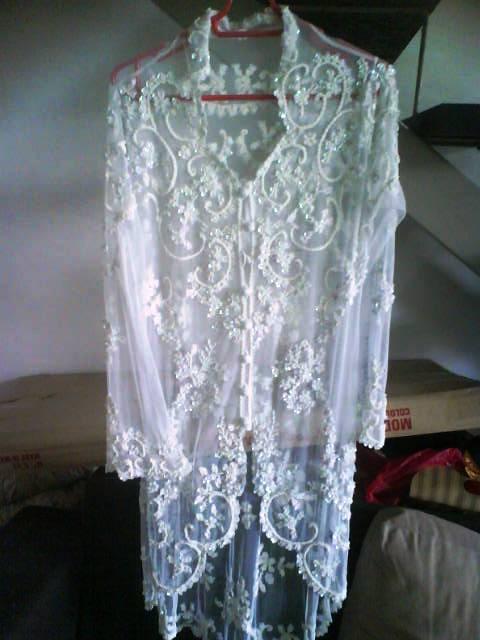 Eja Eardiani Baju Untuk Akad Nikah