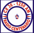 RADIO CENTENARIO CX 36 AM 1250