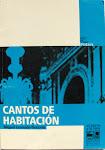 Mi primer poemario publicado: CANTOS DE HABITACIÓN