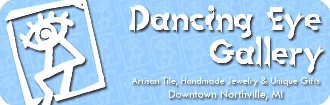 The Dancing Eye Gallery - Artisan Tile, Handmade Jewelry and Unique Gifts