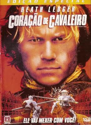 Filme Poster Coração De Cavaleiro DVDRip XviD-Ratolino Dublado