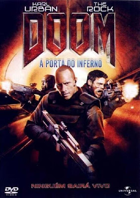 Doom: A Porta do Inferno Dublado