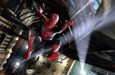 spider man 3 film techniques