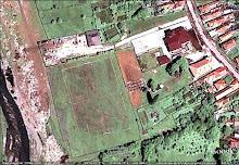 Terenul din Leresti vazut din satelit-
