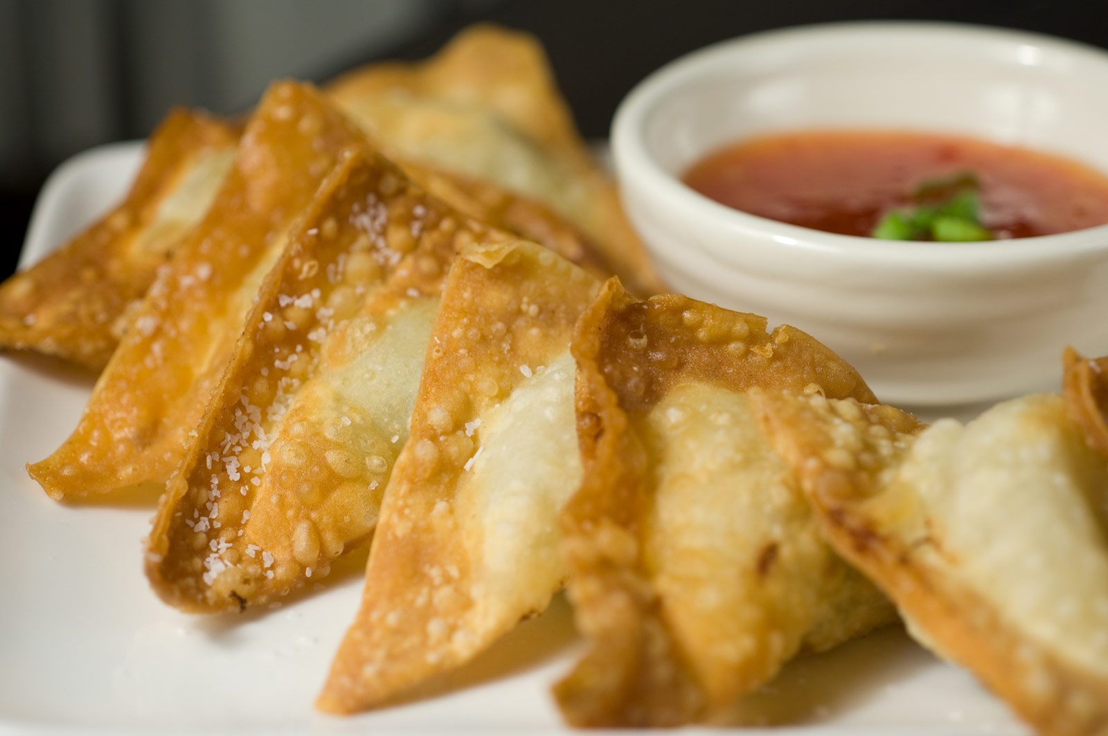 Travel To Eat: Thai Basil Fried Rice and Shrimp Wontons