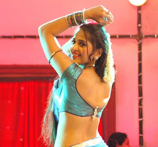 Anushka in Movie Vedam Hot Stills 02