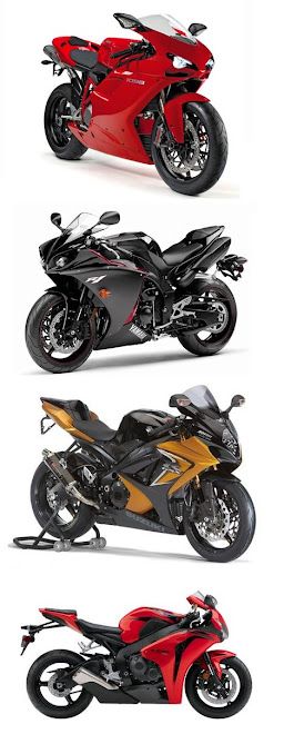 My Superbike..