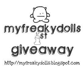 ~MyFreakyDolls 1st Giveaway~