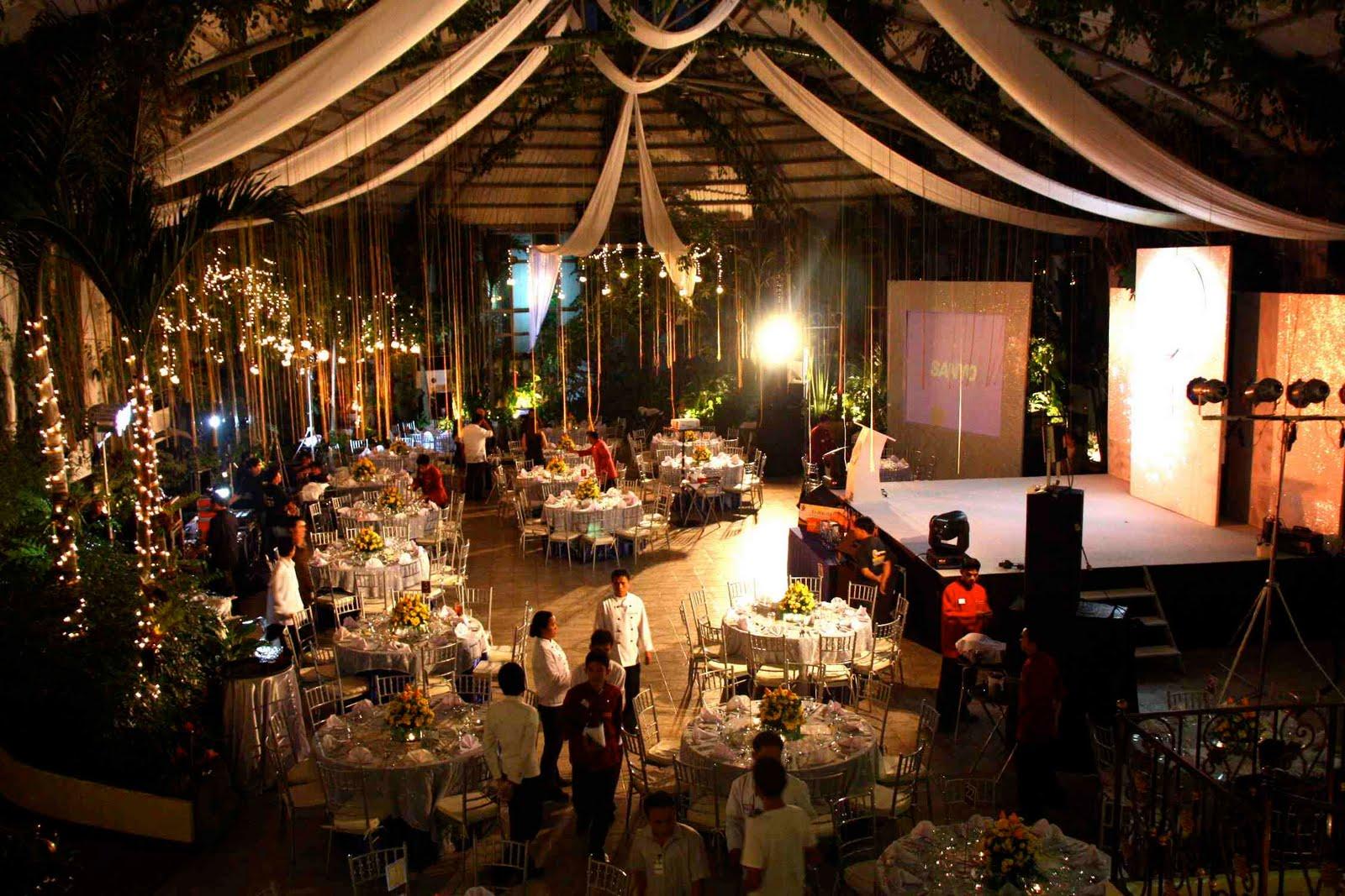 Marist Graduation Ball: The Glass Garden