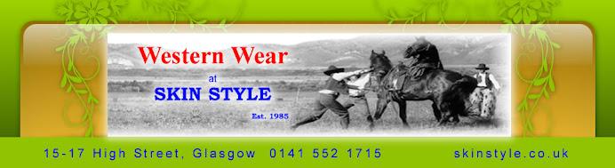 Western Skin Wear