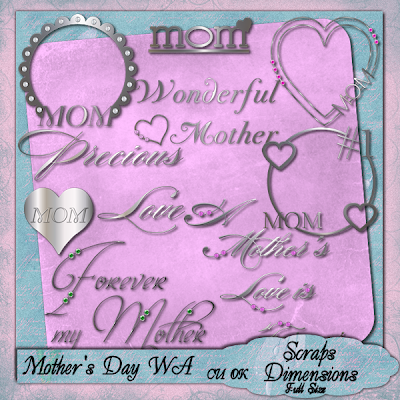 Mothers Day Word Art - By: Scraps Dimensions SD+MOTHER%27S+DAY+WA+PREVIEW