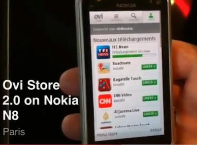 ovi Store v2.06(42) S^3 SymbianOS9.x - Updated