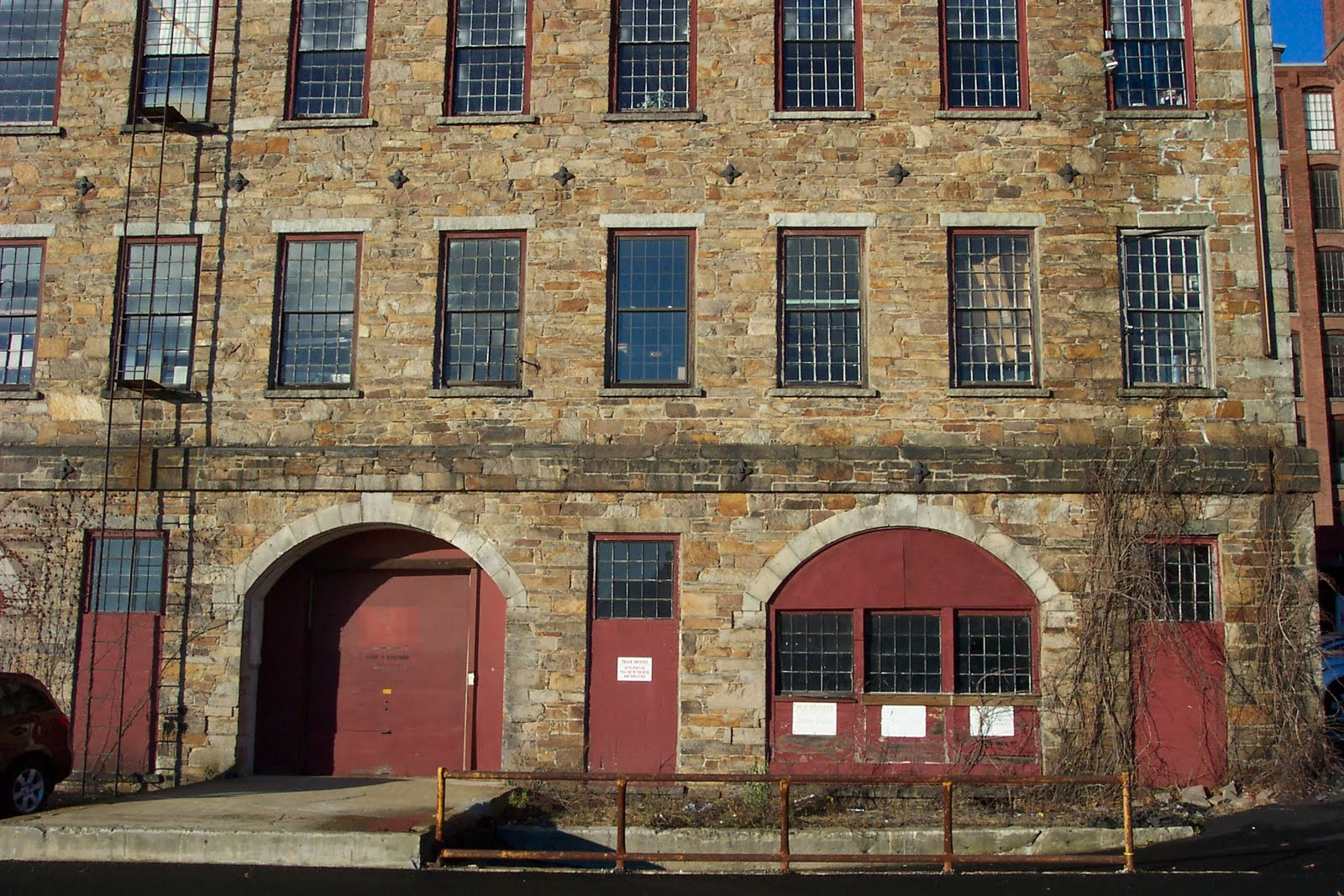 Brissonte The Mills of Lawrence MA