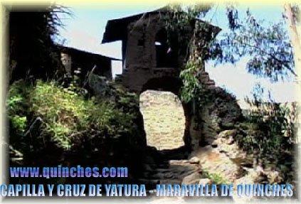 CAPILLA DE YATURA