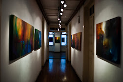 Galeria  de  Arte do  Aluno / detalhe