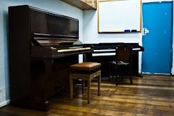 Sala de Aula de Piano / detalhe
