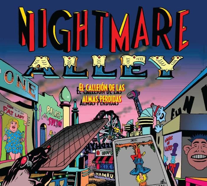 nightmare alley william lindsay gresham pdf