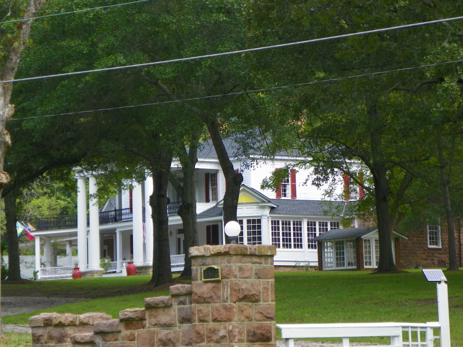Home ideas for Southern plantation home plans
