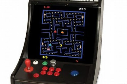 Tabletop Arcade Amongst 150 Classic Games