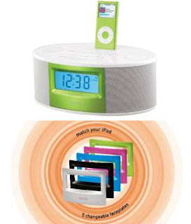 Nowadays nosotros cause got loads of colors for our iPods H5N1 Multi-Color Speaker For Your iPod