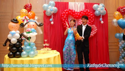 I am a bride personalise bridal wedding gown online for Balloon decoration for wedding malaysia