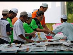 JAMUAN AQIQAH SEMPENA IHTIFAL PASTI DAN KAFA AL-FALAH KG JAYA KALI PERTAMA 2010