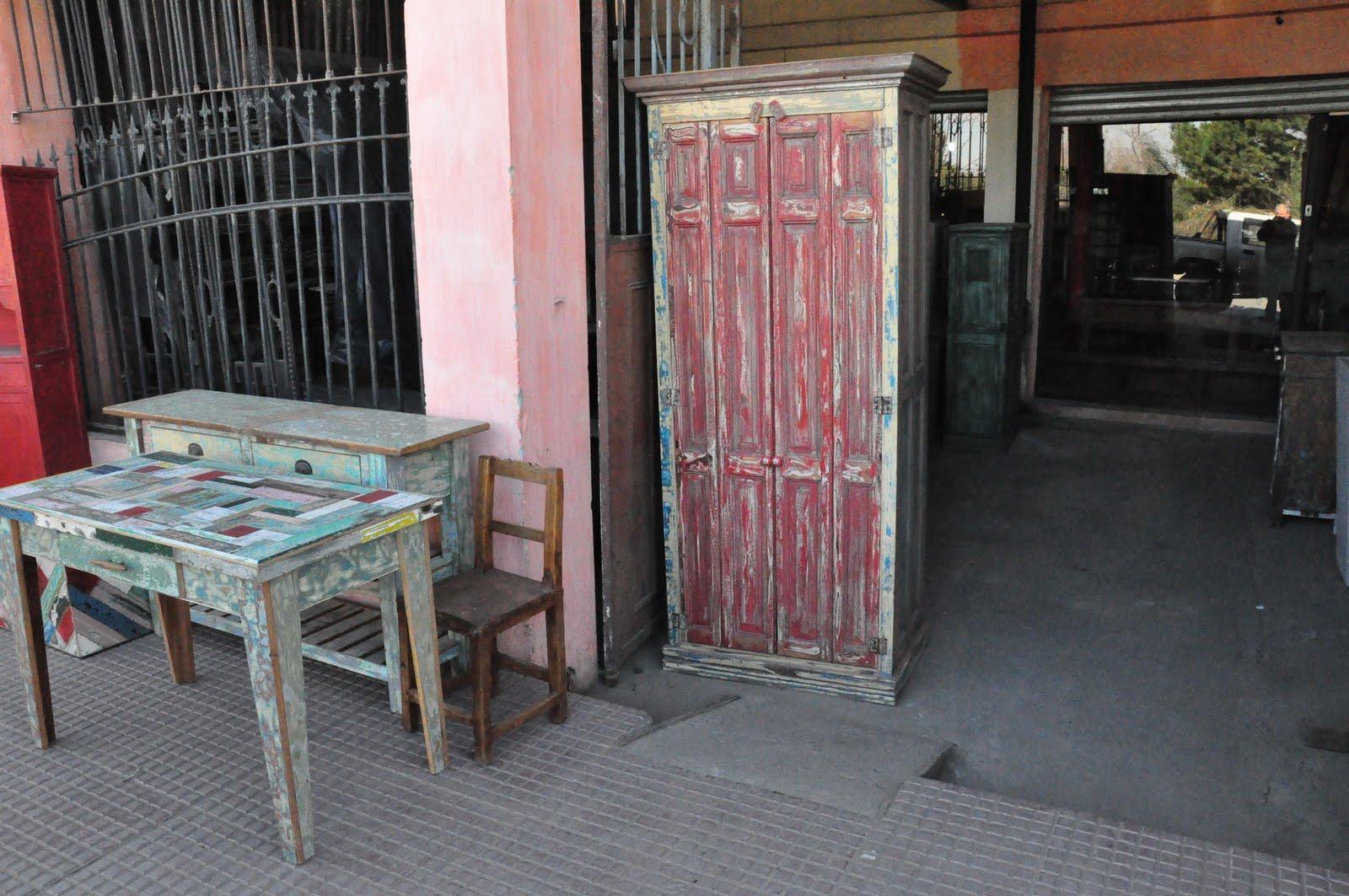 MUEBLES PATCHWORK  RUTA 27 N° 5707  RINCON DE MILBERG AHORA TAMBIEN