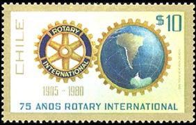 75 años del Rotary International