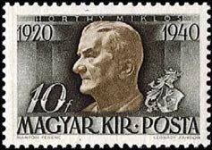 Horthy Miklós (1920-1940)