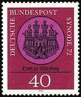 Catedral románica de Würzburg
