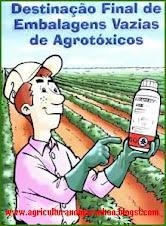 Amigo Agricultor, seja responsável.