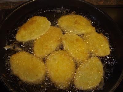 Patatas A La Importancia. PATATAS A LA IMPORTANCIA.