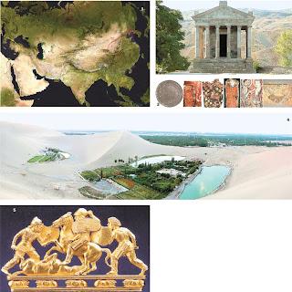 ContentSegment 10246498$W1000 H0 R0 P0 S1 V1$Jpg Ο αρχαιοελληνικός δρόμος του μεταξιού