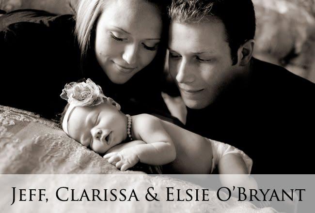 Jeff, Clarissa, and Elsie O'Bryant